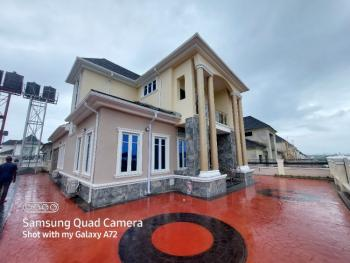 Brandnew 4 Bedroom Duplex with B/q, Riverpark Estate, Lugbe District, Abuja, Detached Duplex for Rent