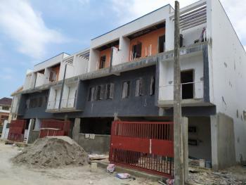 Massive 4 Bedroom with a Bq, Idado, Lekki, Lagos, Terraced Duplex for Sale