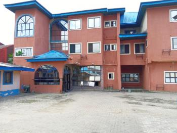 20 Room Self Contained in The Heart of The City, Psychiatric Road, Rumuigbo, Port Harcourt, Rivers, Block of Flats for Sale