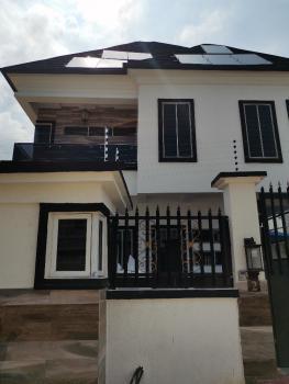 4 Bedroom Semi Detached Duplex with Bq, Van Daniels Estate, Along Orchid Road, Off Lekki Epe Expressway, Ajah, Lagos, Semi-detached Duplex for Sale
