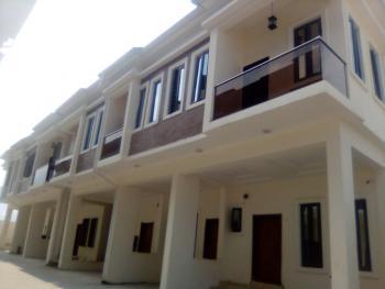 4 Bedroom Terraced House with Bq, Ikota, Lekki, Lagos, Terraced Duplex for Rent