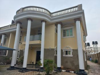 5 Bedrooms Duplex with 2 Bedrooms Guesthouse and Rooftop Lounge, Katampe Extension, Katampe, Abuja, Semi-detached Duplex for Sale
