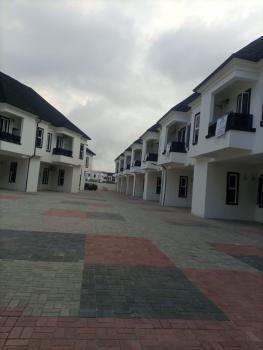 Four Bedroom Terrace House Available, Orchid Road Lekki Lagos, Lekki Phase 2, Lekki, Lagos, Terraced Duplex for Rent
