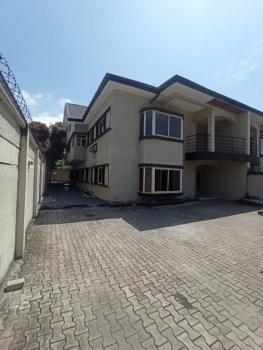 Nice 5 Bedroom Semi-detached with a Room Bq, Lekki Phase 1, Lekki, Lagos, Detached Duplex for Rent