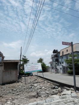 Cornerpiece Land of Approximately 450sqm, U3 Estate, Lekki Phase 1, Lekki, Lagos, Residential Land for Sale