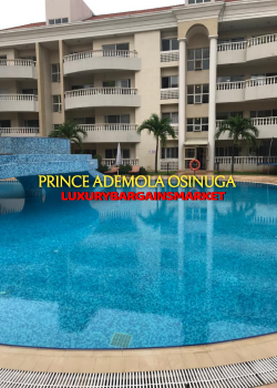Highly Serene 4 Bedroom Lagoon View Apartment +bq+tennis+jetty, Off Bourdillon Road, Old Ikoyi, Ikoyi, Lagos, Flat / Apartment for Rent