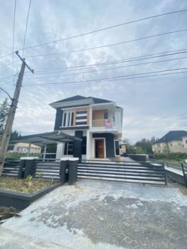 Brand New 5 Bedroom Fully Detached Duplex with a Bq, Ikota, Lekki, Lagos, Detached Duplex for Sale