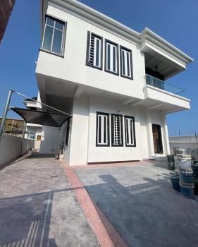 Exquisite Brand New 4 Bedroom Semi Detached Duplex with Bq, Orchid Road, Lekki, Lagos, Semi-detached Duplex for Sale