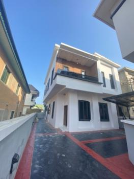 This Spacious 4 Bedroom Fully Detached Duplex and Bq, Ajah, Lagos, Detached Duplex for Sale