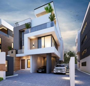 Elite Class Fully Automated 5 Bedroom Detached Duplex with 2 Bqs, Ikoyi, Lagos, Detached Duplex for Sale