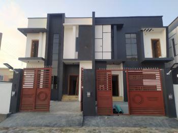 4 Bedroom Semi Detached Duplex, Second Toll Gate, Lekki, Lagos, Semi-detached Duplex for Sale
