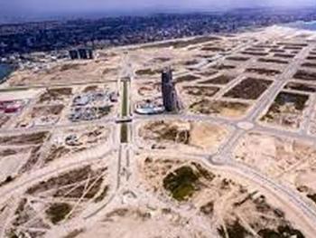 Residential Land Measuring 1,183sqm, Eko Atlantic City, Lagos, Residential Land for Sale