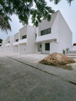Luxury and Very Beautiful 3 Bedroom Terrace with Bq, Victoria Island (vi), Lagos, Terraced Duplex for Rent