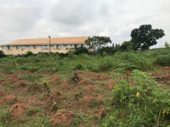 4,000sqm of Fenced Land with C of O, Rono Layout By Anammco, Emene, Enugu, Enugu, Mixed-use Land for Sale