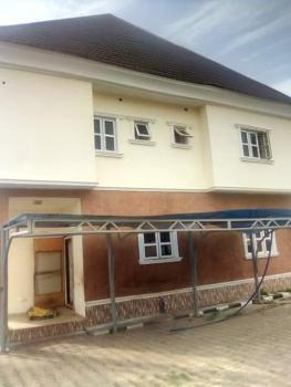 Exquisite Clean 5 Bedroom Duplex with Bq, Map Global Estate, Gwarinpa, Abuja, Detached Duplex for Rent