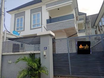 4 Bedroom Fully Detached Duplex, Chevron, Lekki, Lagos, Detached Duplex for Rent