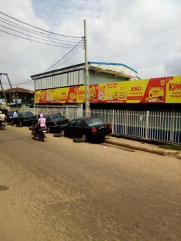 a Land of (4262 Meter Square) Located at Watco Building, Oke Bola, Iba, Oke Ado Dugbe, Ibadan, Oyo, Warehouse for Sale