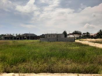 Foreland Court Phase 1 with Global C of O Title, Along Ogombo Town, Sangotedo, Ajah, Lagos, Residential Land for Sale