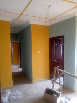 Decent 2 Bedroom Flat with Nice Facilities, Ajayi Road, Ogba, Ikeja, Lagos, Flat / Apartment for Rent