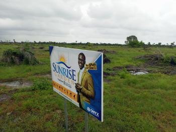 Most Affordable Investment Land, Ode Omi Sunrise Estate, Ibeju Lekki, Lagos, Mixed-use Land for Sale