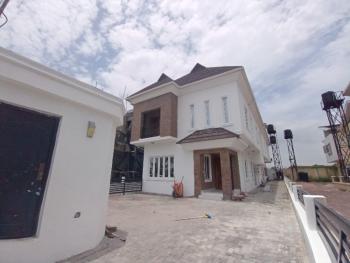 Newly Built Spacious 4 Bedroom Semi Detached Duplex with a Room Bq, Victory Park Estate, Osapa, Lekki, Lagos, Semi-detached Duplex for Rent