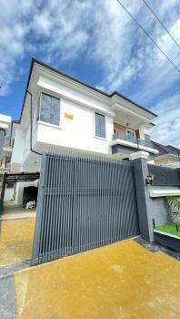 5 Bedrooms Detached Duplex, Paint House and a Bq, Osapa London, Osapa, Lekki, Lagos, Detached Duplex for Sale
