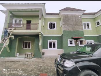 4 Bedroom Duplex Just 2 Person in The Compound, Behind  Gtbank Opposite Ecobank on Ado Road, Ado, Ajah, Lagos, Semi-detached Duplex for Rent