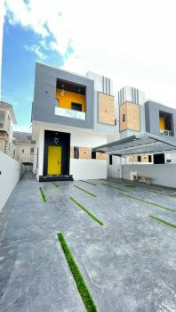 Lovely 5 Bedrooms Detached Duplex and a Bq, Osapa London, By Shoprite, Lekki, Lagos, Detached Duplex for Sale