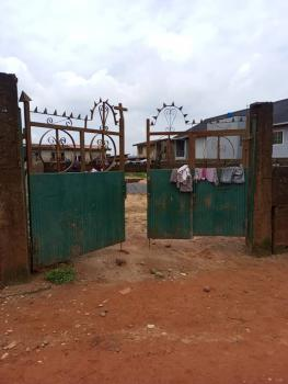 Standard Full Plot of Land in a Good Location with Fence and Gate, Iju Ishaga, Iju-ishaga, Agege, Lagos, Residential Land for Sale