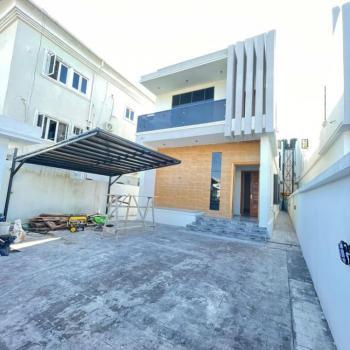 5 Bedrooms Detached Duplex and a Bq, Osapa London, Lekki, Lagos, Detached Duplex for Sale