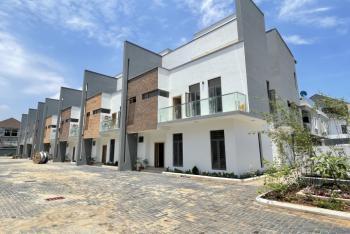 Contemporary 4 Bedrooms Terraced Duplex with Bq, Ikate Elegushi, Lekki, Lagos, Terraced Duplex for Rent