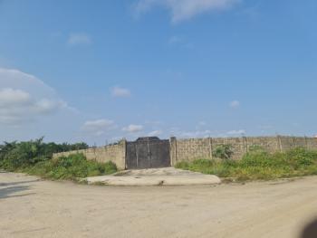 Cornerpiece Land Measuring 1,200sqm Sandfilled, Abijo Gra Scheme, Abijo, Lekki, Lagos, Mixed-use Land for Sale