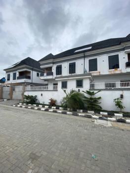 Self Service 4 Bedroom Semi Detached Duplex, Chevron Alternative, Lekki, Lagos, Semi-detached Duplex for Rent