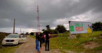 Get an Affordable Luxury Dry Land, Akodo Close to Lekki Free Zone., Ibeju Lekki, Lagos, Mixed-use Land for Sale