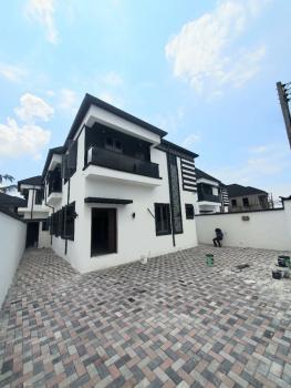 a Lovely 4 Bedroom Fully Detached with a Bq, Graceland Estate, Ajah, Lagos, Detached Duplex for Sale