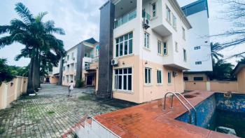 Service 4 Bedrooms Terrace Duplex, Off Alexandra, Old Ikoyi, Ikoyi, Lagos, Terraced Duplex for Rent