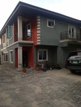 4 Bedroom Terrace Duplex, Mobil Road, Ilaje, Ajah, Lagos, Terraced Duplex for Rent