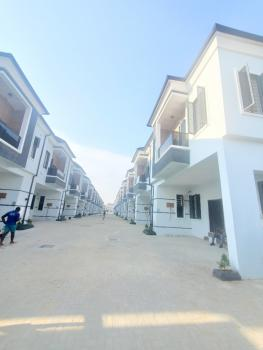 Luxurious 4 Bedroom Terraces with Pool, Orchid Road, Lekki, Lagos, Terraced Duplex for Sale