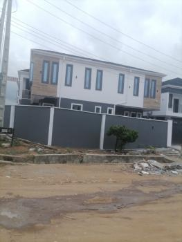 Exquisite 4 Bedroom Semi Detached House with a Room Bq, Gra Phase 1, Magodo, Lagos, Detached Duplex for Sale