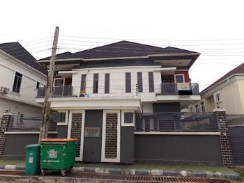 4 Bedroom Semi-detached Duplex +bq, Chevy View Estate, Lekki, Lagos, Semi-detached Duplex for Rent
