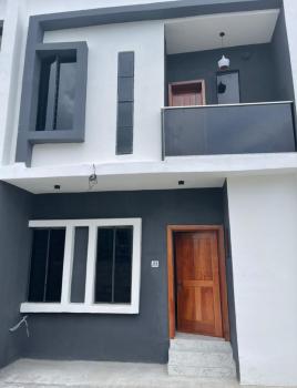 Serviced 3 Bedroom Terraced Duplex, Lagos Business School Area, Ajah, Lagos, Terraced Duplex for Sale