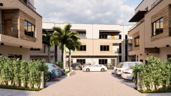 4 Bedroom Terrace with 2 Living Rooms and a Bq, Life Camp, Abuja, Terraced Duplex for Sale