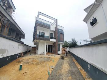 Luxury 5bedroom Duplex in a Serene Environment, Pinock Beach Estate, Osapa, Lekki, Lagos, Detached Duplex for Sale