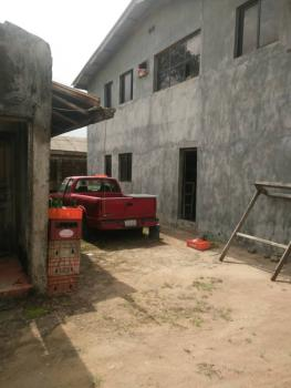 Warehouse on a Full Plot with C of O, Off Custom Bus-stop, Ikotun - Abaranje Road, Ikotun, Lagos, Warehouse for Sale