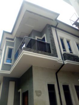 4 Bedroom Semi Detached House with Bq, Agungi, Lekki, Lagos, Semi-detached Duplex for Sale