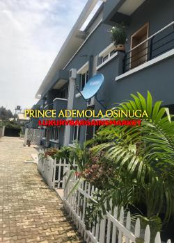 Highly Serene & Newly Built 4 Bedroom Terrace House+bq, Parkview, Ikoyi, Lagos, Terraced Duplex for Rent