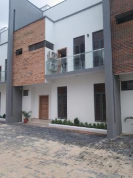 New Fully Serviced 3 Bedroom Duplex, Ikate By Chisco Bus-stop, Lekki, Lagos, Terraced Duplex for Rent