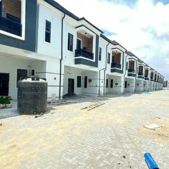 Beautiful 4 Bedrooms Terraced Duplex, Second Toll Gate, Lekki Phase 2, Lekki, Lagos, Terraced Duplex for Sale