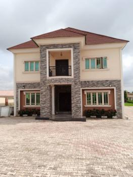 Massive 4 Bedroom Detached Duplex + 2 Rooms Bq in an Estate, Apo, Abuja, Detached Duplex for Sale