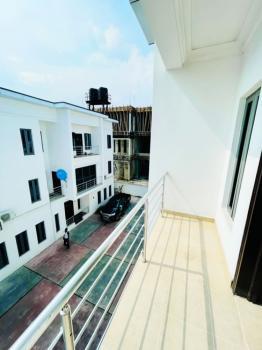 Spacious 2 Bedroom Apartment with Bq, Osapa, Lekki, Lagos, Block of Flats for Sale